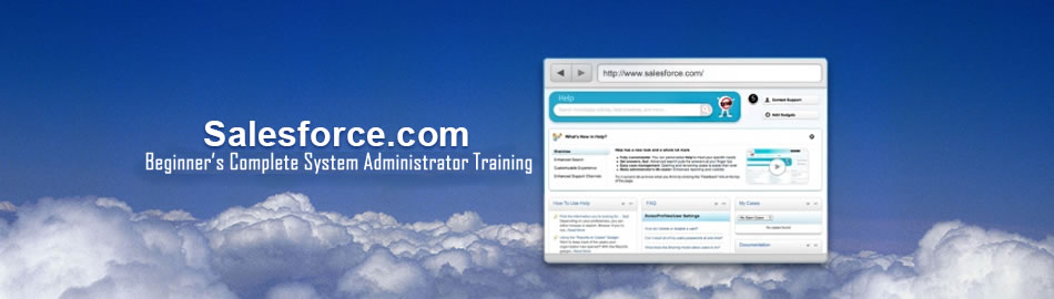 Salesforce Sys Admin course 10% off coupon